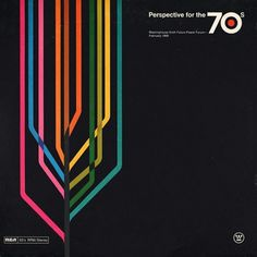 Project Thirty Three Album Covers – Fubiz™ #album #perspective #70s #the #cover #for #art #music
