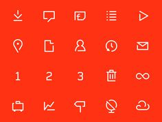 Bunch Fogg #icons #symbols #iconography