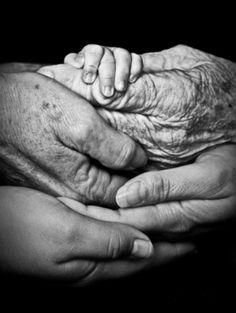 blue / hands #white #and #black #photography #age #hands
