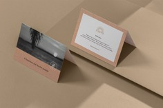 Tulum Luxury Collection Branding - Mindsparkle Mag Tulum Luxury Collection designed by the branding people is a group of high-end vacation residences located in Soliman Bay, Quintana Roo, Mexico. #packaging #identity #branding #design #color #photography #graphic #design #gallery #blog #project #mindsparkle #mag #beautiful #portfolio #designer