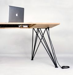 Great The Desk Skeletal #interior #design #decor #home #furniture #architecture