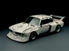 1976-BMW-3-0-CSL-Art-Car-by-Frank-Stella-Front-And-Side-1600x1200.jpg 1600×1200 pixels #bmw #car #art