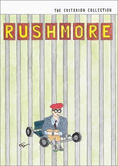 moved, permanently, to whiteveins.blogspot.com: wes anderson's criterion collection cover artworks. #rushmore #wes #anderson #chase #eric #criterion