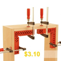 Positioning #Right #Angle #Clamp #Woodworking #Carpenter #Tool #- #RED