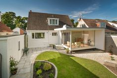 Contemporary Garden Room Built on a Strict Budget by Capital A Architecture #garden #room #architecture #contemporary