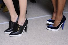 Stella Mccartney Fall 2012 shoes #mccartney #stella #heels