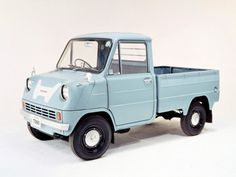 Merde! - kentson: Industry design (mini pickup)Â #cars #industrial #design