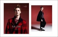 Issue 10 | Volt Café | by Volt Magazine #design #graphic #volt #photography #art #fashion #layout #magazine #typography