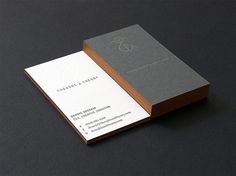 Business Cards. itevenhasawatermark.com » Thought & Theory #theory #business #design #& #type #cards #thought #typography