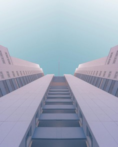Minimalist Architecture and Urban Photography by Matthias Freissler