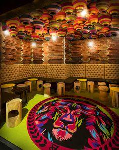Glamp Cocktail Bar