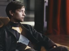 Prada-Mens-Campaign-FW11-Tobey-Maguire-02.jpg (1500×1124) #maguire #clothes #fasion #prada #tobey #photographu