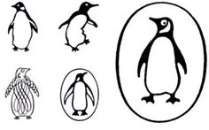 Delicious Industries: Classic Logos #penguin #logo