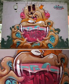 Walls 2010 #graffiti #urban #art #street
