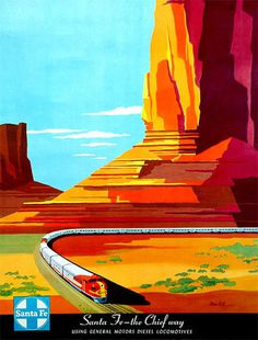 Paint by Nature: Inspiration and influence #west #redrock
