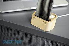 Vapor Dock for iPhone #tech #gadget #ideas #gift #cool