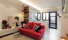 Taipei apartment by Lees Designn - www.homeworlddesign. com (10) #interior #design #taipei #inspiration