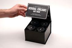 Herbal Creams Packaging on Packaging Design Served