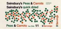 Creative Review - When Sainsbury's was out on its own #packaging #colour #branding