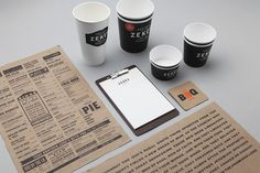 Brother Zeke's Barbecue #packaging