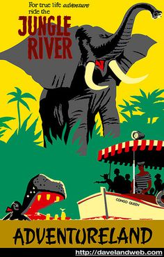 photo #jungle #feaver #river #poster