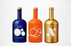 Blossa #packaging #bold #colours #blossa