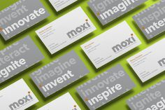 MOXI, The Wolf Museum of Exploration + Innovation #museum #stationery #business card