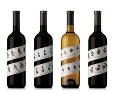 vino1.jpg (500×399) #francis #coppola #bottle #packaging #vino #ford #zoetrope #label #wine