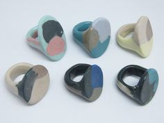 Pinned Image #rings #ceramic