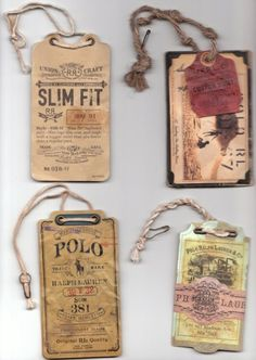 PRLht1 #print #typography #vintage #packaging #fashion #polo #tag #ralph lauren