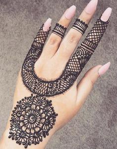 Creative Arabic Mehndi Designs Wedding And Heart Image Ideas Inspiration On Designspiration