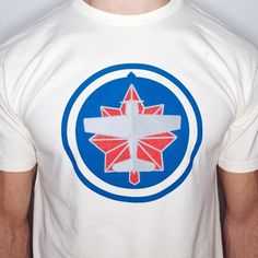Vets Tee Cream | Rite Brothers Clothing #jets #winnipeg #design #flip