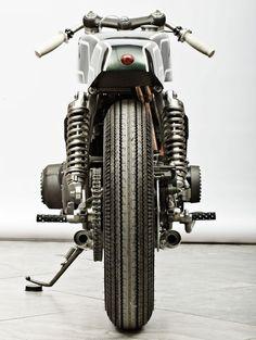 I am the new black #motorbike