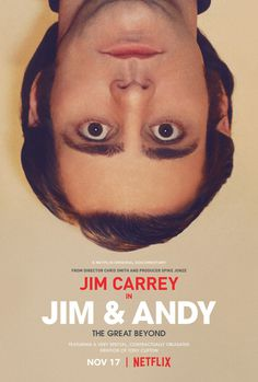 Extra Large Movie Poster Image for Jim & Andy