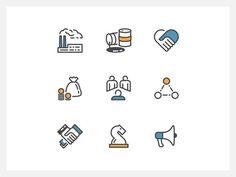 Icons Business/Economy #icons