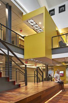 Arnold Worldwide / Havas Headquarters in Boston 3