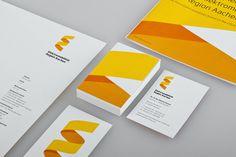 Elektromobilität Region Aachen #logo #yellow #identity