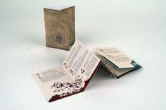 Citizen's Almanac Brochure on Behance #citizens #rushmore #rights #almanac #photography #brochure #america #pamphlet