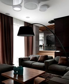 Trendy Functional and Contemporary Home trendy functional contemporary living room decor