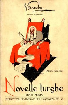 novelle.jpg 473×729 pixels #retro #book #publishing #illustration #vintage