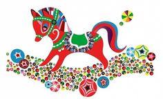 tinamansuwan02-.jpg (JPEG Image, 665x405 pixels) #illustration #horse