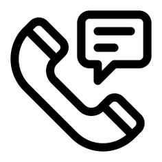 See more icon inspiration related to call, phone, telephone, conversation, phone call, telephone call, communications and technology on Flaticon.
