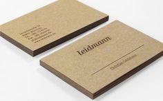 ID&CO: Aus Scharf Augenoptik wird Leidmann #idco #leidmann #stationary