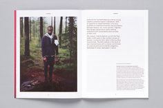 James Kape #spread #layout