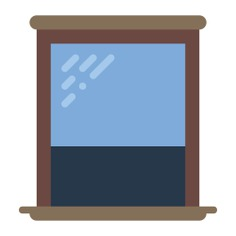 See more icon inspiration related to window, decoration, construction and tools and curtains on Flaticon.