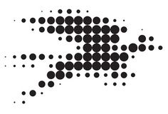 New Work: Poetry Magazine Anniversary Cover | New at Pentagram | Pentagram / Bench.li #dots #identity #bird