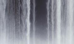 Hiroshi Senju #waterfall #painting