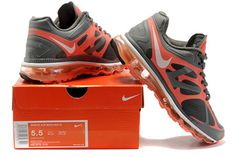 Womens Air Max 2012 Cool Grey Mango Shoes #shoes