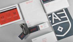 Beautiful Examples of Branding & Identity Design youandsaturation #branding