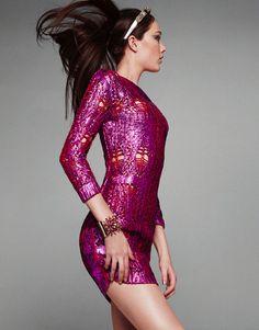 Yumi Lambert #fashion #model #photography #girl